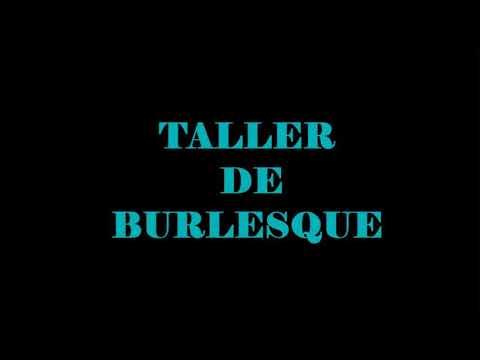 TALLER BURLESQUE