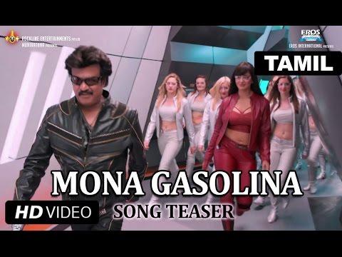 Lingaa   Mona Gasolina Song Teaser   Super Star Rajinikanth, Anushka Shetty