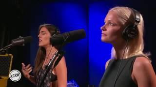 "RAC performing ""Be (feat. Jordan Corey)"" Live on KCRW"