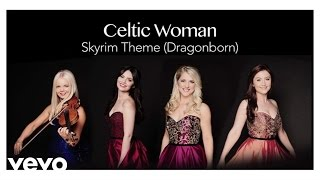 Video Skyrim Theme (Audio) de Celtic Woman