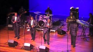"Original Drifters Perform Hit Song ""On Broadway"""