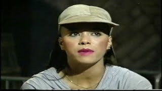 TV Hell - Annabella Lwin on BA Robertson show