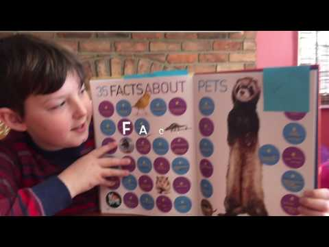 Book Review – National Geographic Kids, 5,000 Awesome Facts