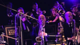 Latvian Radio Big Band and Marius Neset
