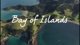 BAY OF ISLANDS - 100% Pure New Zealand Summer Vacation