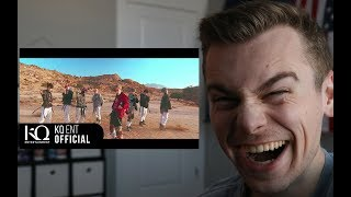 STIR THE POT (ATEEZ(에이티즈)   '해적왕(Pirate King)' Official MV (Performance Ver.) Reaction)