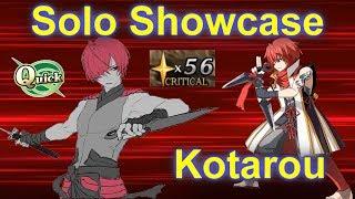 Fuuma Kotarou  - (Fate/Grand Order) - FGO NA   Solo Showcase – Kotarou