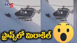 Miraculous Chopper Rescue In France | TV5 News
