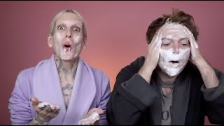 Jeffree Star and Shane Dawson Try Not To Laugh (IMPOSSIBLE)