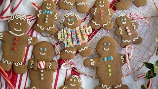 How To Make A Gingerbread Man