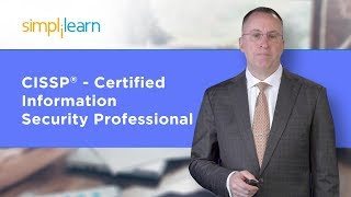 CISSP®- Certified Information Systems Security Professional