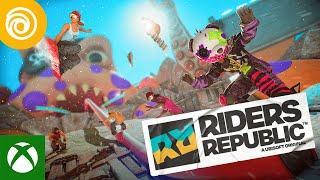 Xbox Riders Republic - Deep Dive Trailer anuncio