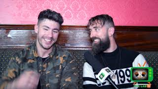 Aaron J Full Interview with The Labtv Ireland | Irish Rapper | Songwriter