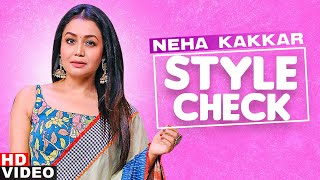 Neha Kakkar (Style Check) | Decoding Inimitable Style | Beauty Parlor | Latest Punjabi Song 2020