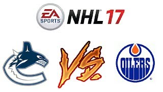 NHL 17 - Ranked Online Versus #11 - CLOSE GAME - Video Youtube