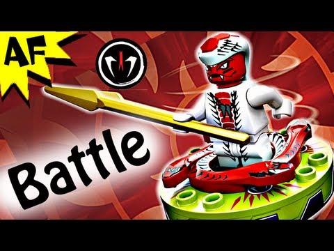 Vidéo LEGO Ninjago 9551 : Kendo Cole