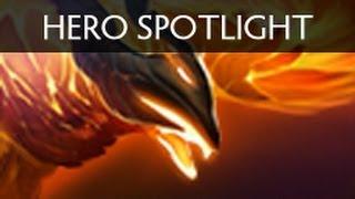 Dota 2 Hero Spotlight - Phoenix