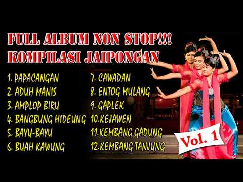 Jaipongan Full Album Volume 1 Mp3