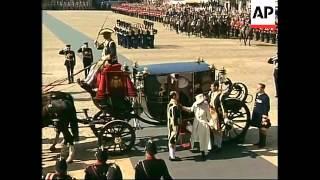 Funeral of Dutch Queen Mother