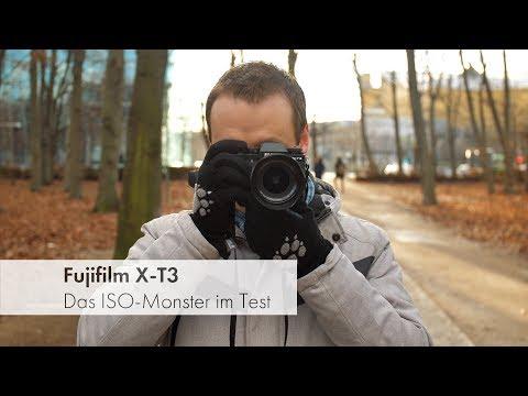 Fujifilm X-T3 | Das flotte ISO-Monster im Test [Deutsch]