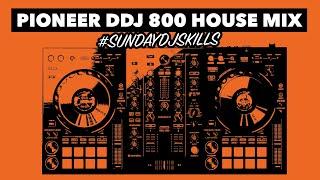 House DJ Performance Mix – Pioneer DDJ 800