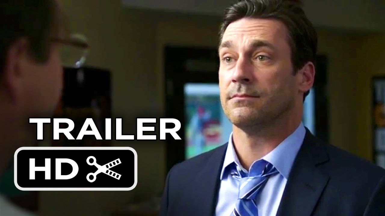 >Million Dollar Arm Official Trailer #1 (2014) - Jon Hamm Baseball Movie HD