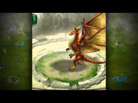 Vídeo do Dragons of Atlantis: Herdeiros