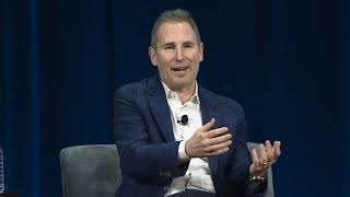 Andy Jassy's Fireside Chat: AWS Public Sector Summit Washington, DC 2019
