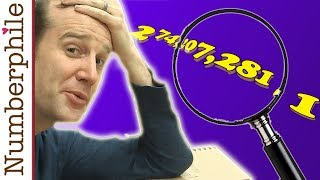 How they found the World's Biggest Prime Number - Numberphile
