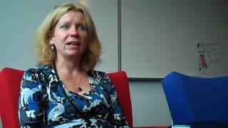 Melissa Jordan, do BART (Bay Area Rapid Transit) em entrevista para Webcitizen