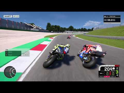 MotoGP™19 First Official Gameplay thumbnail