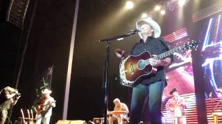 Alan Jackson, Don't Rock The Jukebox, Live in Texas