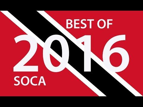 """BEST OF 2016 TRINIDAD SOCA – 130 BIG TUNES """"2016 SOCA"""""""
