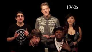 "Pentatonix, pentatonix-""Evolution of Music"""