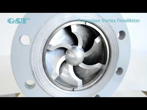 Precession Vortex Flow Meter