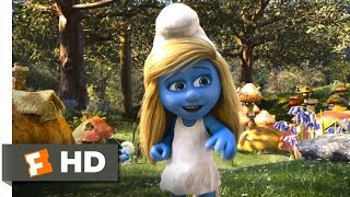 The Smurfs 2 (2013) - A Smurfday Surprise Scene (3/10) | Movieclips