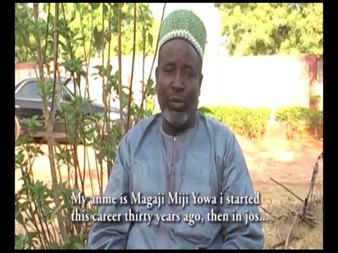 HIRA DA  MAGAJI MIJIN YAWA (Hausa Songs / Hausa Films)