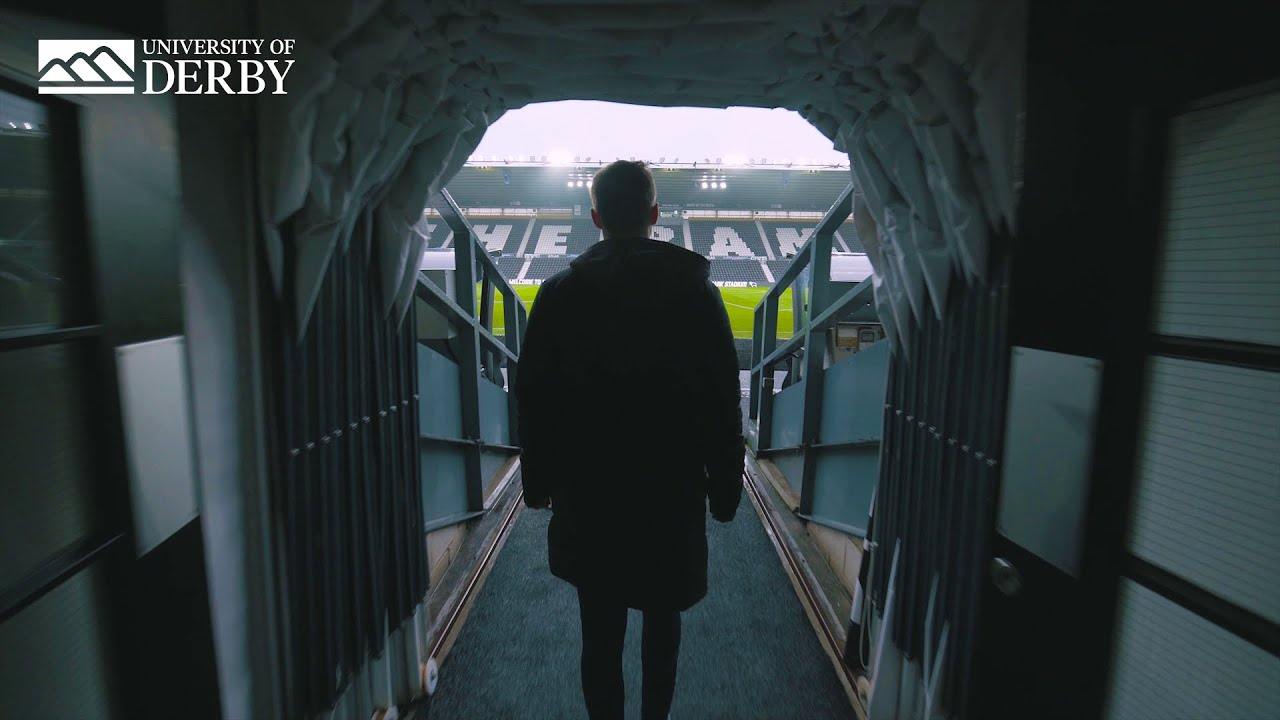 Grace Vivian and Jack Webster tell us about their time studying BA (Hons) Sport Management, and how the course's placement opportunities led to graduate employment at Derby County Football Club.
