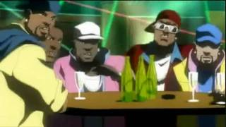 Boondocks - Gangstalicious Rock and Roll Gangster