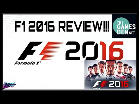 F1 2016 GAME REVIEW PS4 XBOX ONE PC video thumbnail