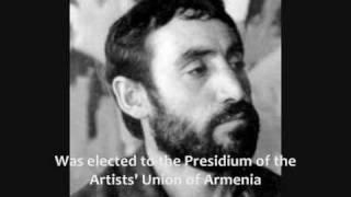 Minas Avetisian - The man the painter