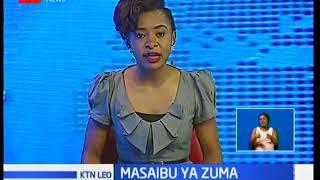 Chama cha ANC nchini Afrika Kusini kimemtaka rais Jacob Zuma kujiuzulu mara moja