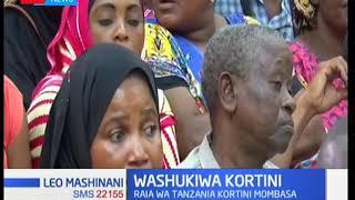 Washukiwa watatu raia wa Tanzania washtakiwa kwa kosa la kusafirisha  dawa za kulevya ya heroin