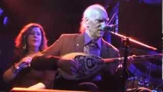 Stelios Vamvakaris with Louisiana Red Live @KYTTARO2008