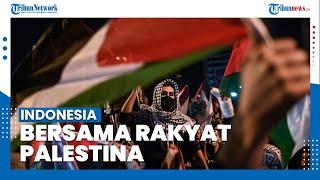 Menlu Retno: Indonesia Akan Terus Mendukung Perjuangan Rakyat Palestina