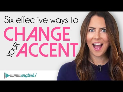 Download 6 Ways To Change Your English Accent | Fix & Speak Clearly! Mp4 HD Video and MP3