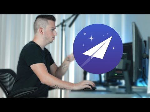 Newton Mail App Walkthrough
