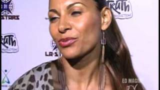 Salli Richardson (EdMagik TV, 2007)