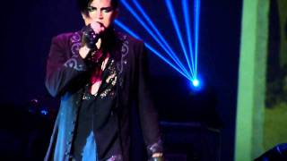 Adam Lambert - Sleepwalker @ Helsinki 6.11.2010