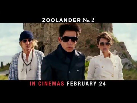 Laugh-out-loud with #Zoolander2, in cinemas FEBRUARY 24!